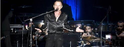 Sting  en Lima, un concierto de otra dimensión!