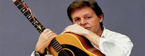 Paul McCartney dará concierto en Lima!