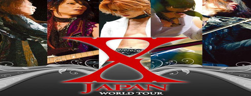 X Japan en Perú: Septiembre 2011