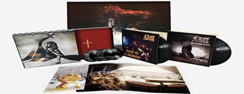 Set de lujo por el 30 Aniversario del Blizzard of Ozz/Diary of a Madman