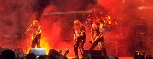 Reseña del concierto de Slayer en Lima, Junio 2011