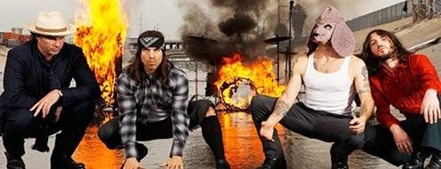 Red Hot Chili Peppers en Lima - Precios de las entradas