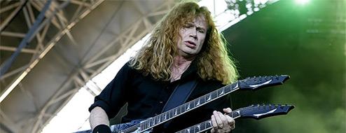 Megadeth confirma la fecha del lanzamiento de su nuevo disco TH1RT3EN