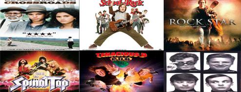 Las películas de Rock 'n' Roll mas conocidas