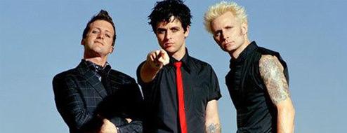 Green Day: 15 temas nuevos en concierto
