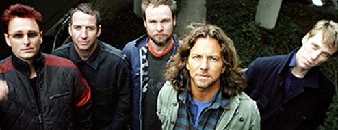 """Pearl Jam revela el tracklist del soundtrack de su documental """"Twenty"""""""