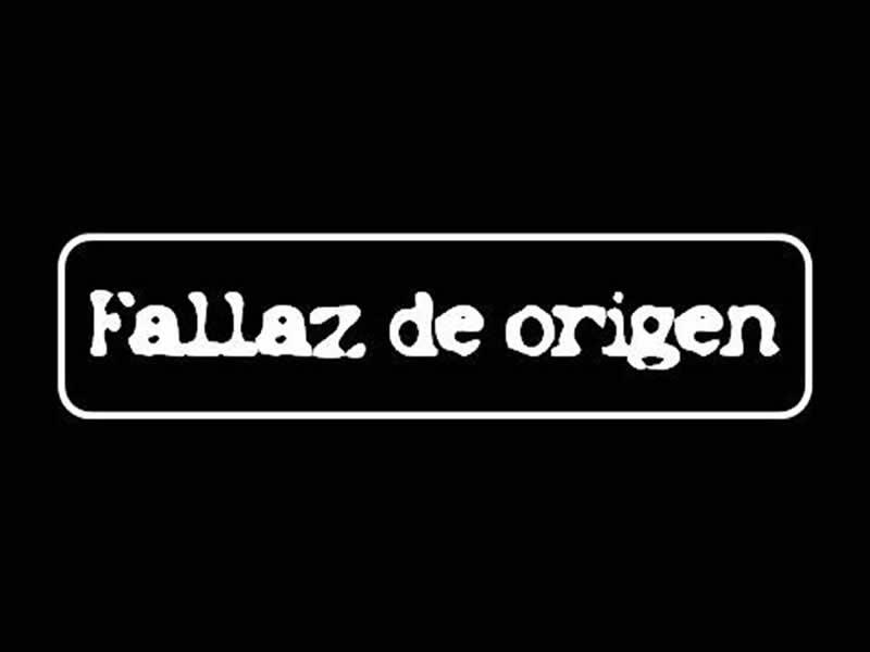 Fallaz de origen