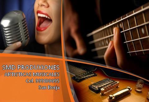 SMD PRODUXIONES Artisticas Musicales
