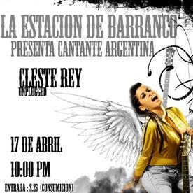 Celeste Rey